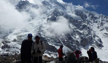 Salkantay pass (4,650m)