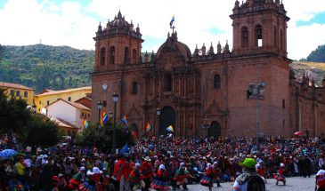 Cusco city, celebration of Inti Raymi, Vacation, tours and trips
