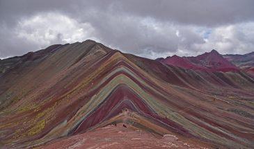 Rainbow mountain Hike, Sky High Andes tours, Cusco, Peru